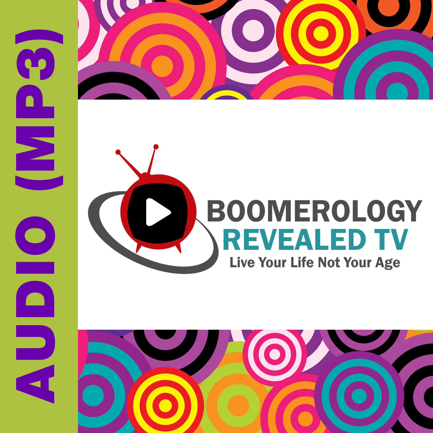 Boomerology Revealed TV (MP3)