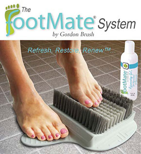 The Footmate System by Gordon Brush